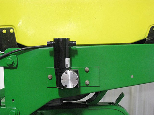 Electric Planter Drive Epd That Gives Individual Row Potion Control And Shut Off Capabilities